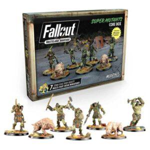 Fallout Wasteland Warfare - Super Mutants Core Box