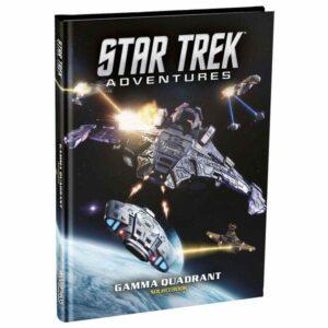 Star Trek Adventures - Gamma Quadrant sourcebook